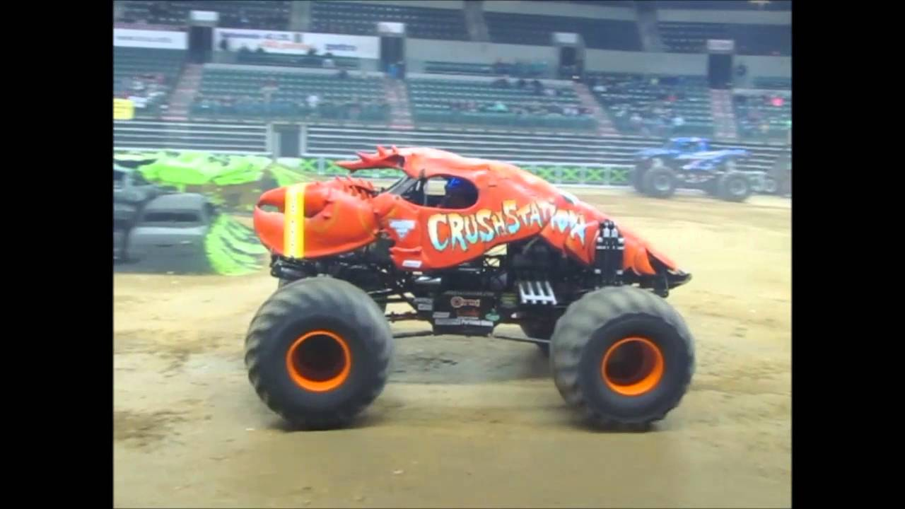 Monster Truck Destruction Tour Monster X Tour 2016 Trenton Nj 2