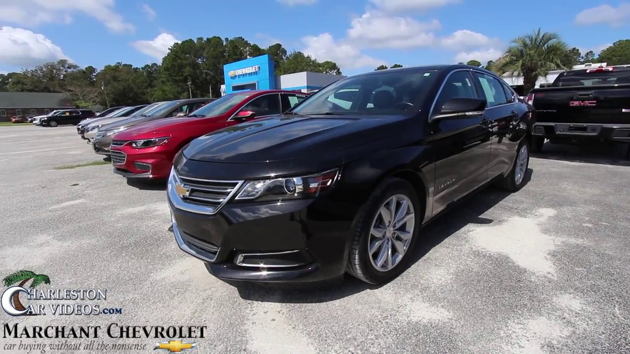 Impala 2000 chevrolet impala review : 2017 Chevrolet Impala LT - Used Vehicle For Sale Review at ...