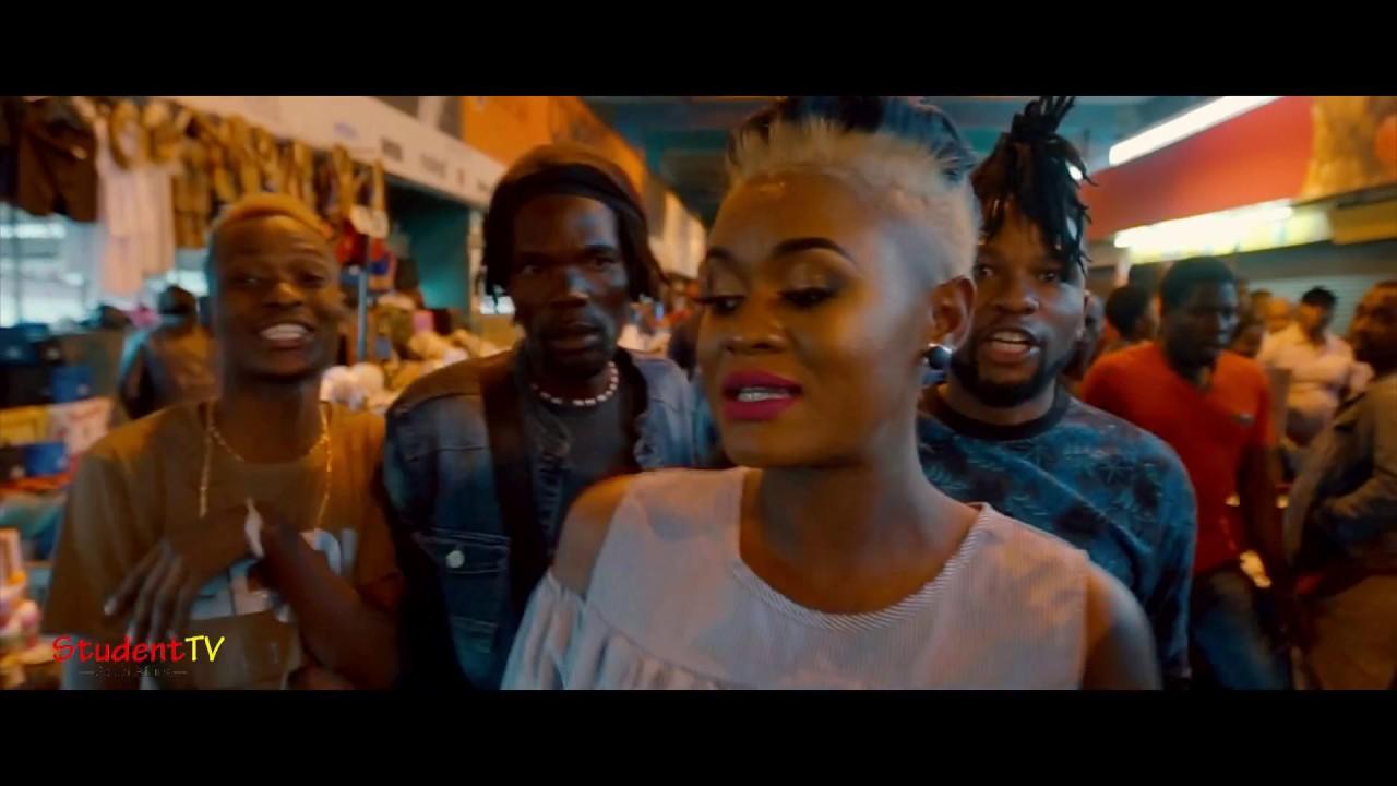 NUZ QUEEN - LAZE  LAVUKA IDIMONI LAMI ( Official Music Video )