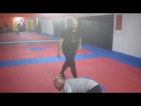 Rider Martial Arts 1 Minute Lesson #5