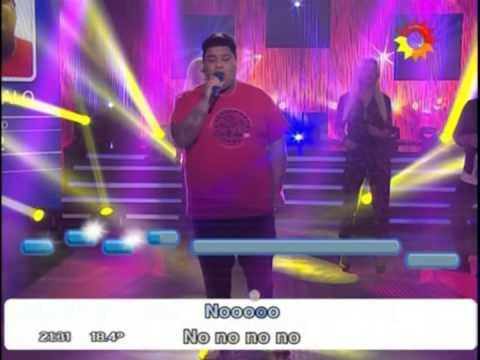 """Gonzalo Rodriguez """"SONY"""" En """"Dar la nota"""" canal 13"""