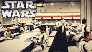 What did most Clone Troopers EAT? [& Yet another reason why Being a Clone Sucked]