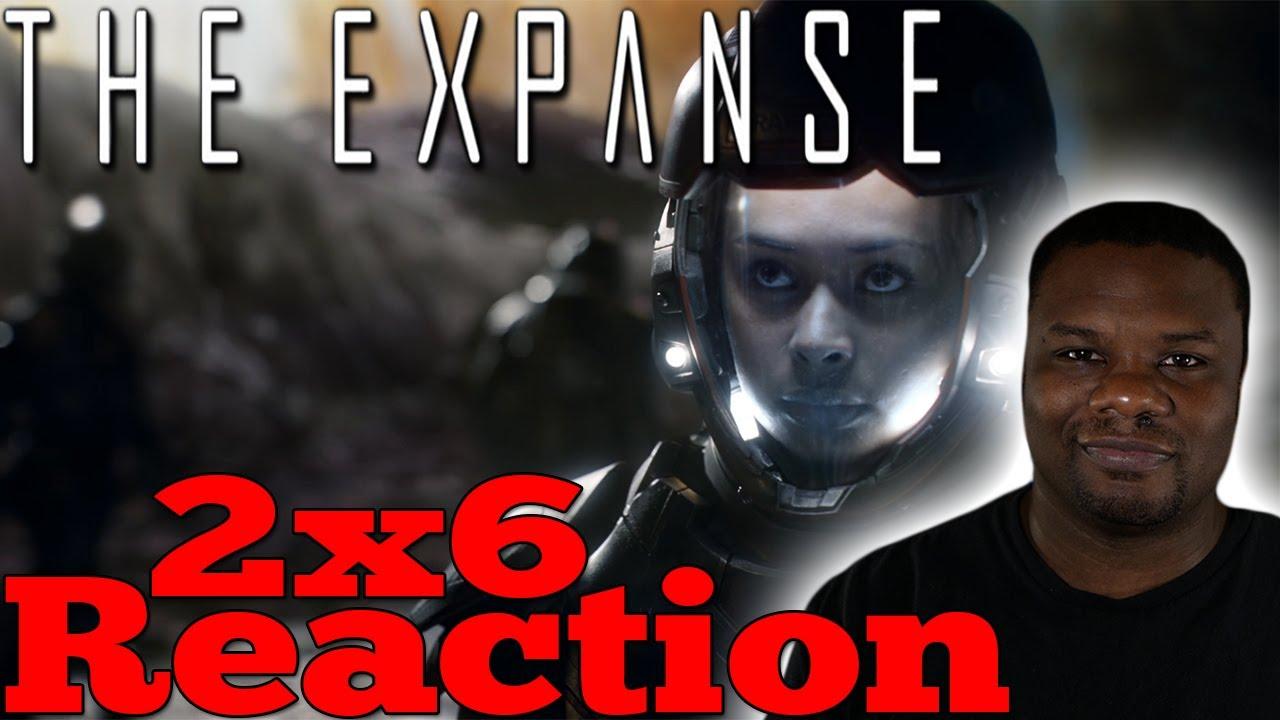 "Download The Expanse Season 2 Episode 6  ""Paradigm Shift"" Reaction & Review"
