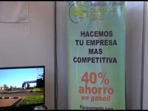 Multifuel System   Camiones Gas - expo Olavarría