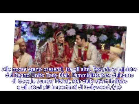 Matrimonio Con Uomo Con Figli : Mumbai il matrimonio da favola e kitsch del figlio delluomo più