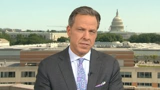 Tapper: CNN told not to report city Trump revealed