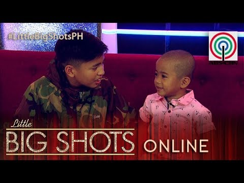 Little Big Shots Philippines Online: Carlo | Viral Gigil Kid