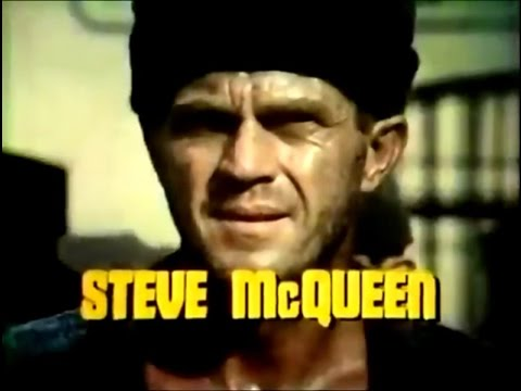 'Papillon' TV Trailer (Steve McQueen, 1973)