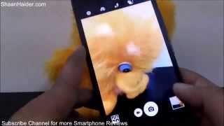 Infinix Zero 2 X509 Camera Features and Hands-on Review
