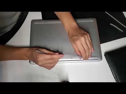 """Costco HP 14"""" laptop DIY Upgrade [TUTORIAL]"""