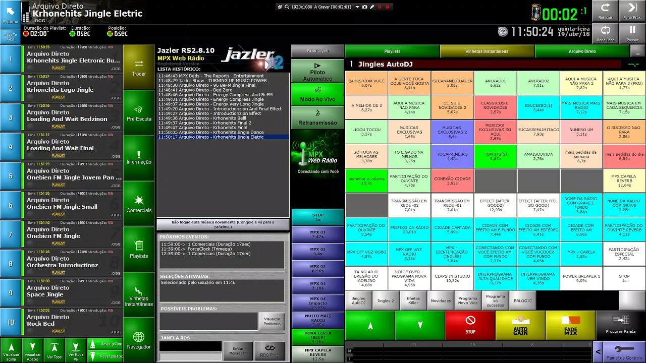 Jazler radiostar 2.9 79 full mega