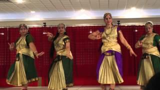 Aigiri Nandini   Guruvayoorappan temple,Sowparnika Dance Academy