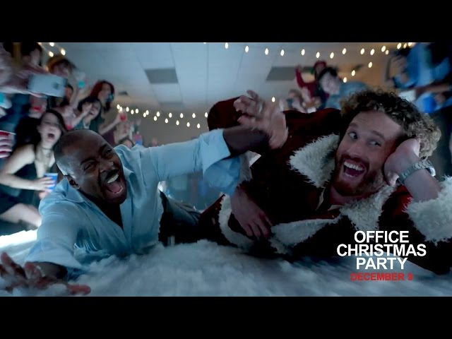 Office Christmas Party Video 1