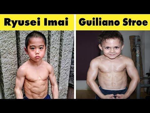 10 อันดับ เด็กที่แข็งแกร่งที่สุดบนโลกใบนี้ (มีอายแน่ๆ!)