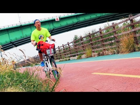 Biking from Seoul to Busan - Part 1 [Seoul City Vibes Ep. 56