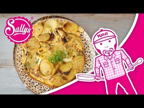Murats Tortilla // Kartoffel mit Ei // Murats 5 Minuten / Sallys Welt