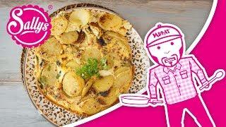 Murats Tortilla // Kartoffel mit Ei // Murats 5 Minuten