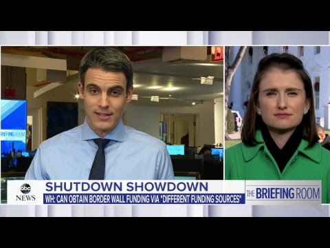 Briefing - House Michael Youtube Press Government Looming Abc News Sentencing Delayed Flynn White Shutdown