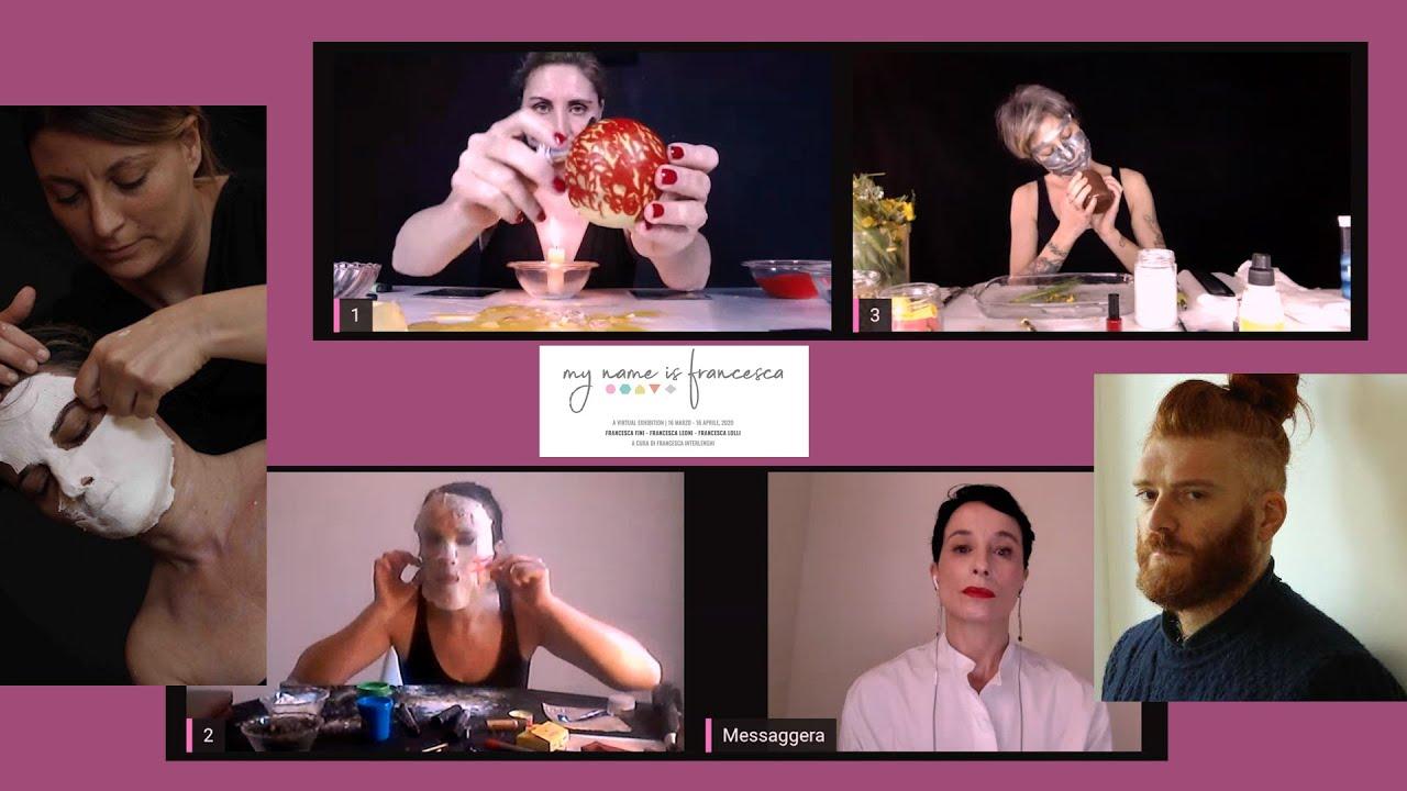 MNIF TV | incontro con gli artisti Paola Mineo e Sergio Racanati