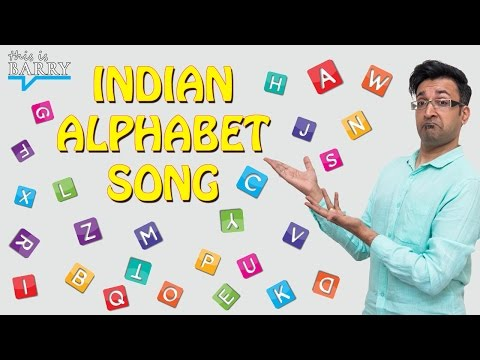 Indian Alphabet Song (Original)