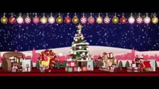 【聖誕節音樂短片】聖誕火車頭 - 樂天免稅世界塔 | Christmas Locomotive  -  Lotte Duty Free World Tower