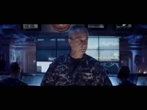Godzilla Movie   MUTO 2014 David Strathairn HD