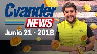 Crisis migratoria en USA; llega IGTV; Alexa para hoteles | CvanderNews