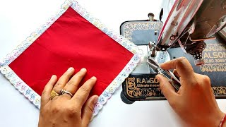 7 tips and trİcks using simple sewing tools/sew amazing tricks known only a few people