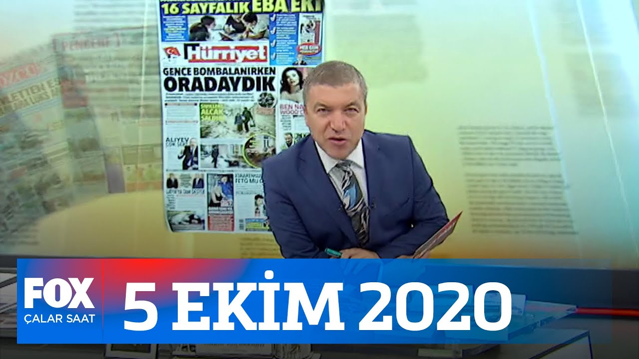 Geçim derdi... 5 Ekim 2020 İsmail Küçükkaya ile Çalar Saat - YouTube