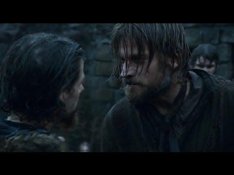 Джейме спасает Бриенну. «Игра престолов» сезон 3 эпизод 7