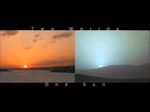 Two Worlds, One Sun (Piano Orchestral Music)