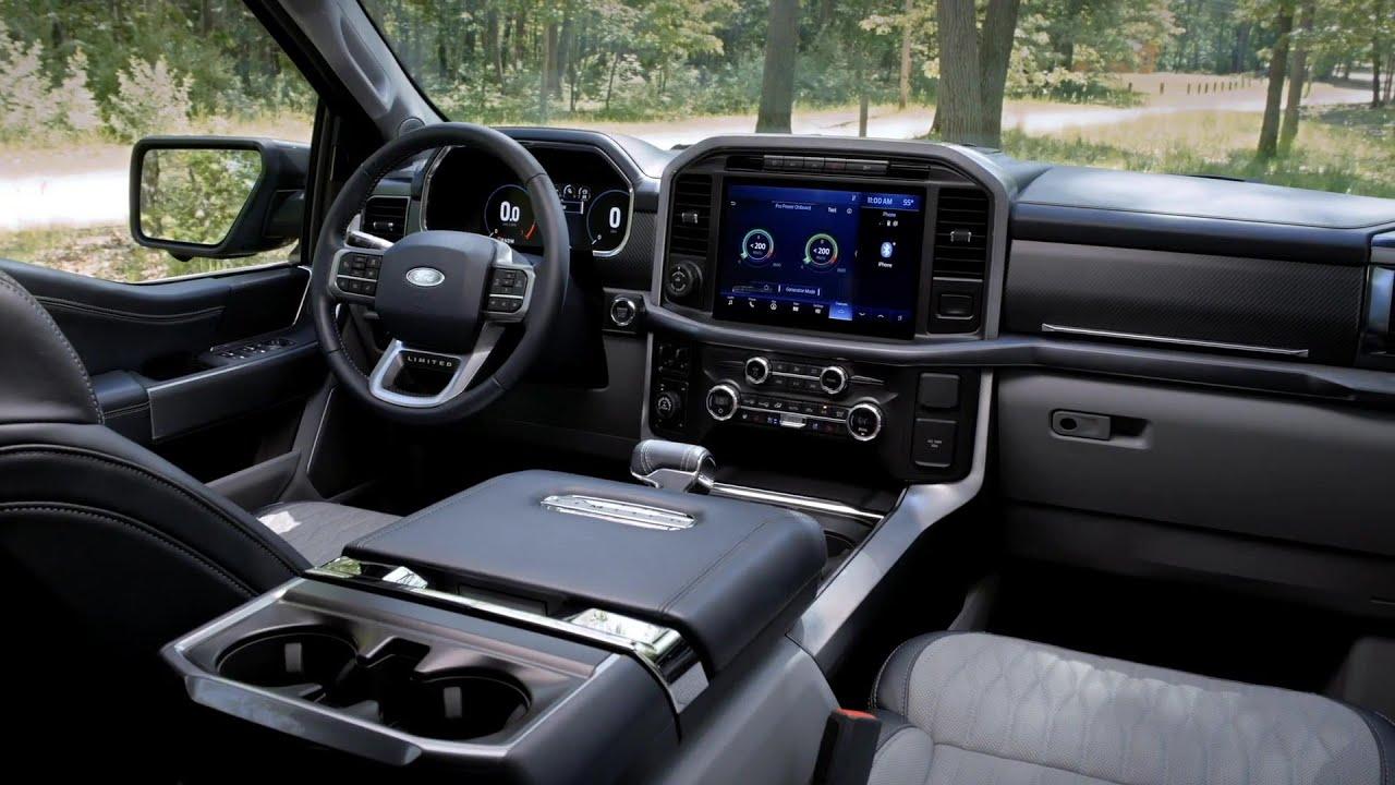 Press shift question mark to … All Baru 2021 Ford F 150 Terbatas Desain Interior