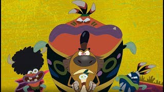 Zig & Sharko 🤠 NEW COWBOYS 🤠 WESTERN 💣 Cartoons for Children
