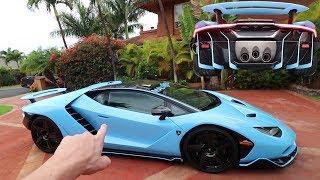 Lamborghini Centenario 2017 Videos