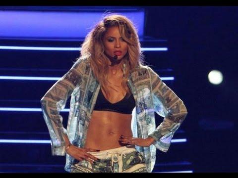 ciara performance on bet awards 13