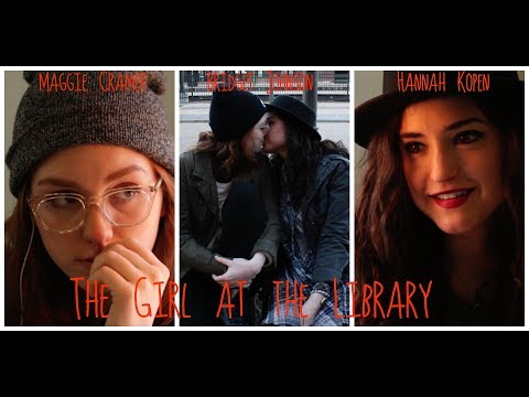 The Girl at the Library MUST SEE PRIDE MONTH SHORT FILM! LGB