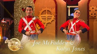 Joe and Katya Charleston to 'Alexander's Ragtime Band' - Strictly Come Dancing 2017