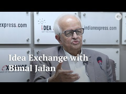 Idea Exchange | Bimal Jalan talks about RBI's role, IL&FS crisis and much more