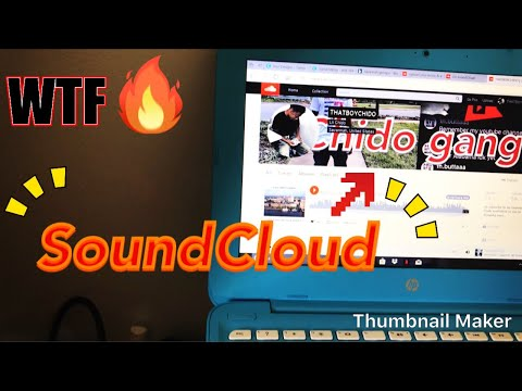 HOW TO RECORD AND UPLOAD A SONG TO SOUNDCLOUD (WATCH ME)