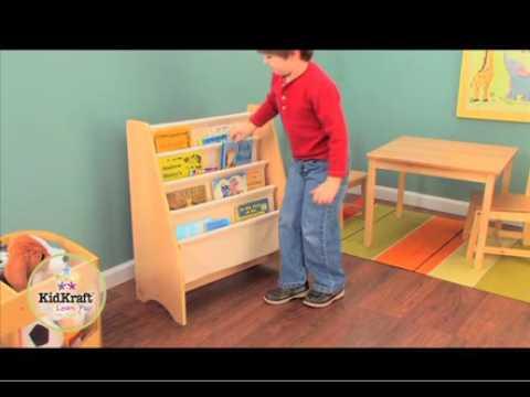 Sling Bookshelf Natural By Kidkraft