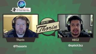 Talk to Thorin: H3CZ on OpTic Gaming in Counter-Strike (CS:GO)