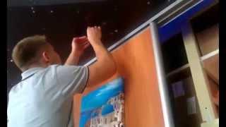видео натяжные потолки хабаровск
