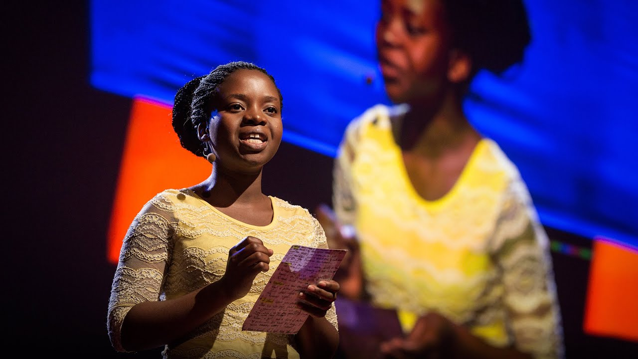 A Warrior's Cry Against Child Marriage | Memory Banda | TED Talks
