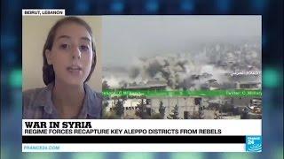 Syria: Top commander of former Nusra Front rebel group killed in air strike