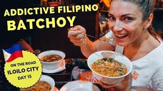 Addictive FILIPINO STREET FOOD - BATCHOY in Iloilo City