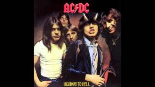 AC/DC 10 Night Prowler (lyrics)