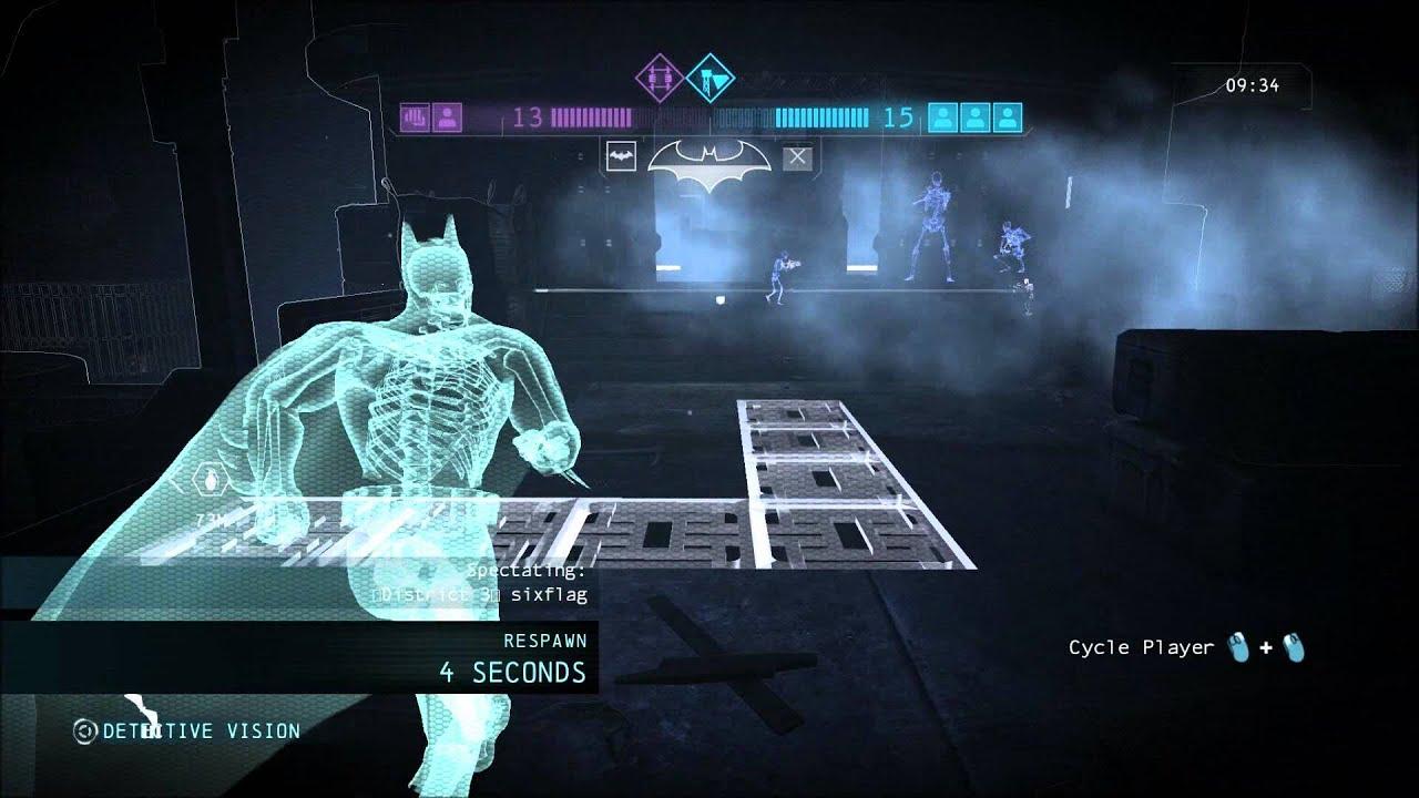 Batman&colon Arkham Origins Guide Master List