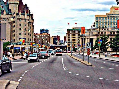 Ottawa Bus Tours 2014