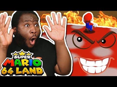 Mushrooms Are EVIL! | Super Mario 64 Land