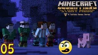 minecraft story mode episdio 2 parte 2 final com comentrios legendas pt br